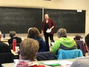Teaching at EPIC Group Writers
