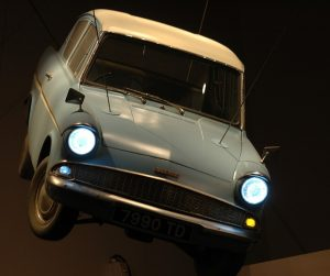 Invention of flying car